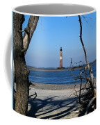 Morris Island Lighthouse Charleston Sc Coffee Mug
