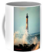 Morris Island Lighthouse Coffee Mug