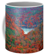 Morrow Mountain Overlook Coffee Mug