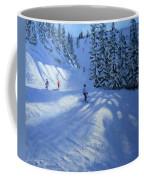 Morzine Ski Run Coffee Mug