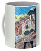 Mosaic Art At Petra Coffee Mug