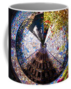 Mosaic Disk Coffee Mug