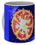 Mosaic Tomato Coffee Mug