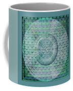 Mosaicea In Blue Coffee Mug
