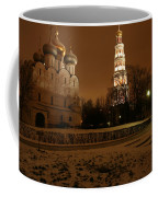 Moscow Cathedral Of Our Lady Of Smolensk Coffee Mug