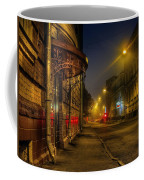 Moscow Steampunk Coffee Mug by Alexey Kljatov
