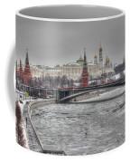 Moscow Winter Look Coffee Mug