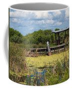 Mosquito Impoundement In Florida Coffee Mug