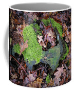 Moss And Leaves Coffee Mug