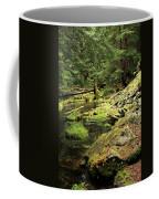 Moss By The Stream Coffee Mug