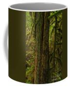 Moss Covered Giant Coffee Mug