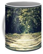 Moss Green Road Coffee Mug