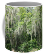 Mossy Branches Coffee Mug