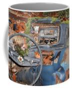 Mossy Datsun Coffee Mug