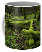 Mossy Fence 4 Coffee Mug