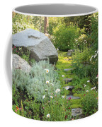 Mossy Path In Tahoe Coffee Mug