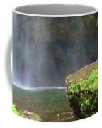 Mossy Rock Coffee Mug