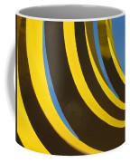 Mostly Parabolic Coffee Mug by Rick Locke