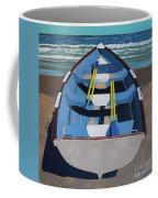 Mostly Sunny Coffee Mug