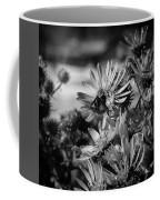 Moth And Flowers Coffee Mug