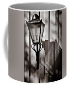 Moth And Lamp Coffee Mug