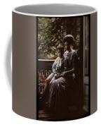 Mother And Child. Johannes Hendrikus Antonius Maria Lutz, 1907 - 1916 Coffee Mug