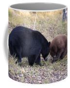 Mother And Cub Coffee Mug