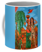 Mother Black Mother White Coffee Mug