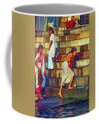 Mother Ganges - Paint Coffee Mug