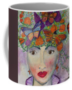 Mother Nature Coffee Mug by Kim Nelson