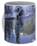 Mother Natures Chilling Touch Coffee Mug