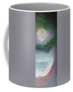 Mother Natures Face Coffee Mug