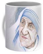 Mother Theresa Coffee Mug