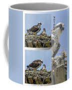 Motherly Love Raptor Style Coffee Mug