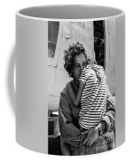 Mothers Day - Mommy Is Home From The War Coffee Mug