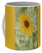 Mother's Day Sunflower Coffee Mug