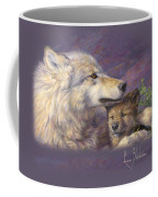 Mother's Love Coffee Mug by Lucie Bilodeau