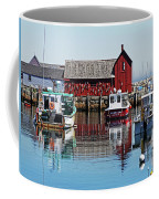 Motif #1, Rockport Ma, 1 Coffee Mug
