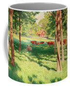 Motif From Skedevid In Tjarstad Coffee Mug
