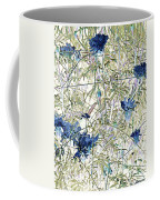 Motif Japonica No. 10 Coffee Mug