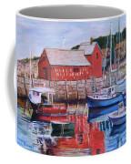Motif Number One Coffee Mug