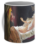 Motif Of Danae Coffee Mug
