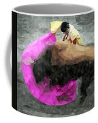 Bull Motion 3 Coffee Mug
