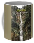 Motivational Travel Poster - Fernweh Coffee Mug