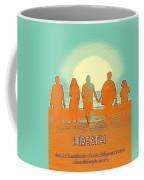 Motivational Travel Poster - Hireath 2 Coffee Mug