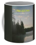 Motivational Travel Poster - Strikhedonia Coffee Mug