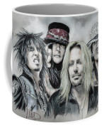 Motley Crue Coffee Mug