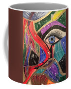 Motley Eye Coffee Mug