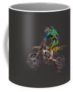 Motorbiker Coffee Mug