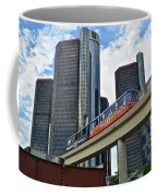 Motoring In The Motor City Coffee Mug